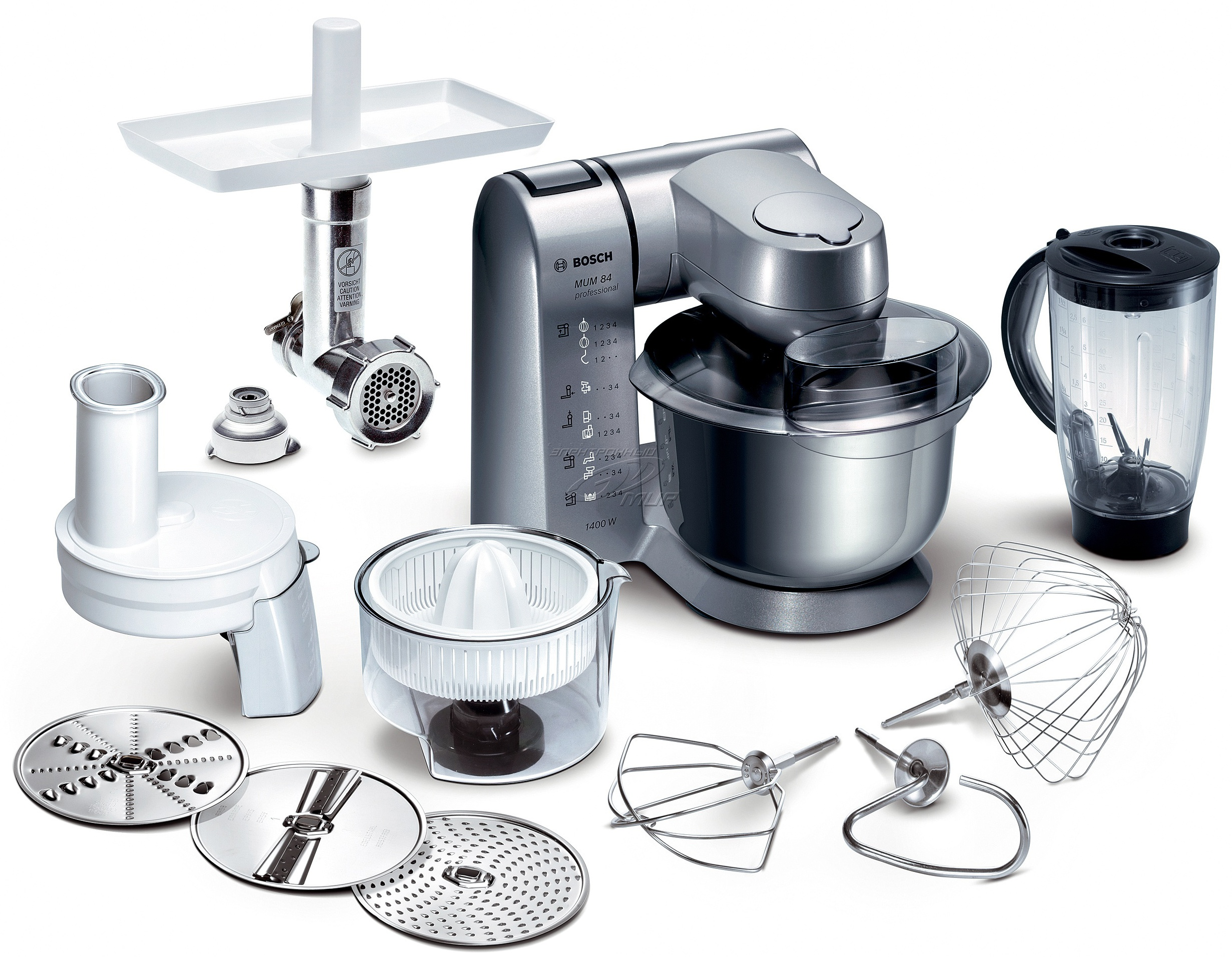 Преимущества кухонного комбайна