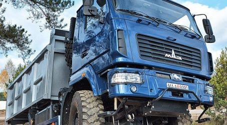 Особенности и преимущества новых грузовых автомобилей МАЗ